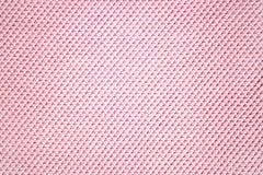 Fond rose de tissu Photos stock