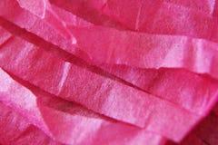 Fond rose de tissu Image libre de droits