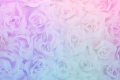 Fond rose de tissu Image stock