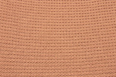 Fond rose de tissu de laine Images libres de droits