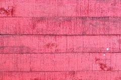 Fond rose en bois de vintage Photographie stock libre de droits