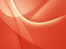 Fond rougeâtre de Mac-Type Photo stock