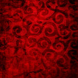 Fond rouge   Photographie stock libre de droits