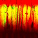 Fond rouge abstrait photo libre de droits