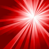 Fond rouge abstrait Photographie stock