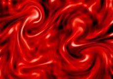 Fond rouge abstrait Image libre de droits