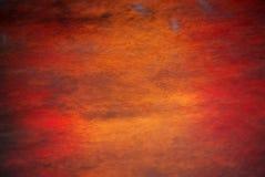 Fond rouge abstrait Photos libres de droits