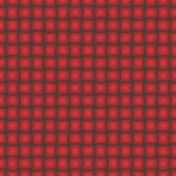 Fond rouge abstrait avec l'effet 3D Images libres de droits