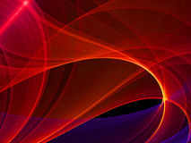 Fond rouge abstrait HD Photographie stock