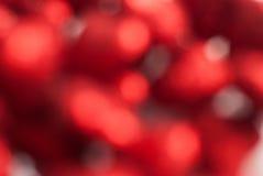 Fond rouge brouillé par résumé, Photos libres de droits