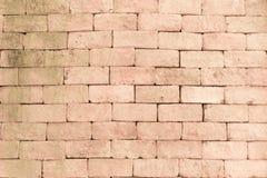 Fond rouge de brique Image stock