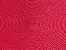 Fond rouge de Cirles Photos libres de droits