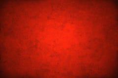 Fond rouge de grunge de Noël Photos libres de droits