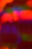 Fond rouge de laser Image libre de droits