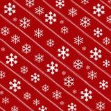 Fond rouge de papier de Noël illustration de vecteur