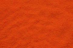 Fond rouge de sel de bain Photos stock