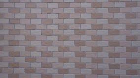 Fond rouge de texture de mur de briques Photographie stock libre de droits