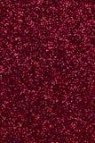 Fond rouge de texture de scintillement Images libres de droits
