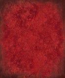 Fond rouge de velours de Noël avec la trame Photos stock
