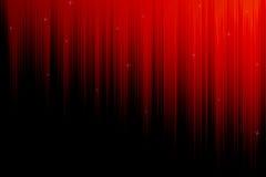 Fond rouge et noir Photographie stock