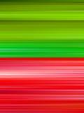 Fond rouge et vert de Noël Image libre de droits