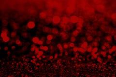 Fond rouge foncé d'abrégé sur scintillement Image libre de droits