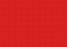 Fond rouge texturisé Photographie stock libre de droits