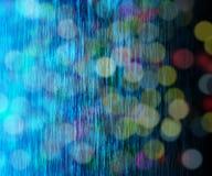 Fond rougeoyant abstrait Image libre de droits