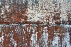 Fond rouillé en métal Image stock