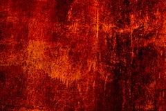 Fond rouillé porté foncé de texture en métal grunge Métallique Texture rouillée foncée en métal Effet de vintage photos libres de droits