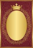 Fond royal illustration stock