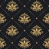 Fond royal floral Image stock