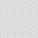 Fond royal sans couture blanc Image stock