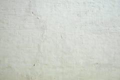 Fond rustique approximatif inégal inégal blanchi de vieux mur de briques photos stock