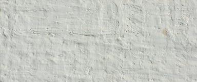 Fond rustique approximatif inégal inégal blanchi de vieux mur de briques photographie stock libre de droits
