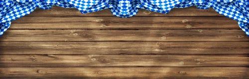Fond rustique pour Oktoberfest Photos stock