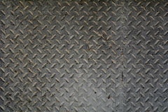 Fond sale rouillé en métal texturisé Image stock