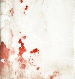 Fond sanglant souillé par abstrait photo libre de droits