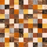 Fond sans couture avec les modèles en bois Photo stock