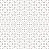Fond sans couture décoratif monochrome de modèle de vecteur de conception Images stock