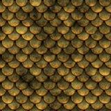 Fond sans couture d'échelle de reptile Photographie stock
