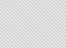 Fond sans couture de fibre blanche de carbone de vecteur Photo stock