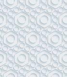 Fond sans couture de livre blanc Images stock