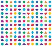 Fond sans couture de modèle d'enfants colorés illustration libre de droits