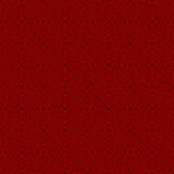 Fond sans couture de modèle de la géométrie de triangle de trellis de filigrane de fenêtre de style chinois Photos libres de droits