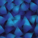 Fond sans couture de modèle de triangle Photographie stock libre de droits
