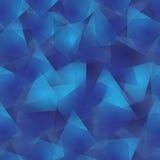Fond sans couture de modèle de triangle Photos libres de droits