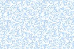 Fond sans couture de modèle de fleur de vecteur Texture élégante pour des milieux Floral démodé de luxe classique illustration libre de droits