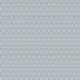 Fond sans couture de modèle de Gray Plaid Ethnic Fabric Illustration de triangle géométrique abstraite Images stock