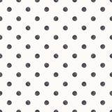 Fond sans couture de modèle de point de polka Photos libres de droits
